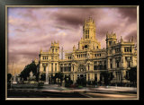Madrid, Cibeles Art by Juan Manuel Cabezas