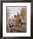 Evening Return to the Kennels Prints by E.a.s. Douglas