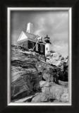 Pemaquid Point Light, Maine II Prints by Laura Denardo