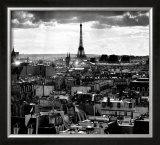 Paris Posters by Torsten Hoffman