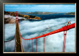 Golden Gate Bridge, San Francisco Prints by Roger Ressmeyer