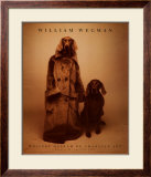 Dog Walker Posters by William Wegman