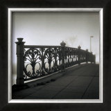 Casino Bridge, Belle Isle Print by Bill Schwab
