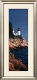 Bass Harbor Head Light, Mount Desert Island, Maine Print by James Blakeway
