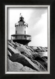 Spring Point Light, Maine I Art by Laura Denardo