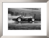 Grand Prix of Belgium 1955 Prints by Jesse Alexander