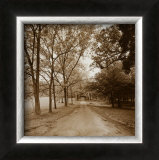 Country Road Prints by Sondra Wampler