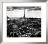 Paris Prints by Torsten Hoffman