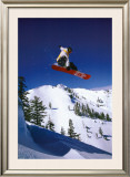 Snowboarder Prints