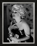 Marilyn Monroe, Chanel No.5 Poster by Ed Feingersh