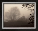 Parish Hill Barn Prints by Christine Triebert