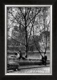 Quai d'Orlean Face a Notre Dame, c.1970 Posters by  Izis