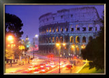 The Colosseum - Rome Prints by Andy Williams