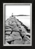 Spring Point Light, Maine II Posters by Laura Denardo
