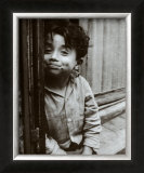 Cute Kid Posters by Sabine Weiss