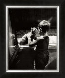 The Caretaker's Cat Prints by Willy Ronis