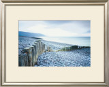 Beach with Breakers Posters by Joe Cornish