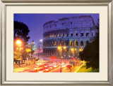 The Colosseum - Rome Art by Andy Williams
