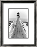 Marshall Point Light, Maine Posters by Laura Denardo