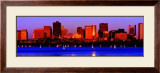 Boston - Yachts on Charles River Prints by Chuck Pefley