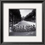 Children in the Palais-Royal Garden, c.1950 Posters by Robert Doisneau