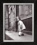 Rue Hautefeuille, Paris, c.1951 Prints by  Izis