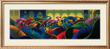 Fall Evening Prints by Claude Theberge