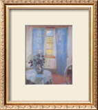 Window Print by Michael Peter Ancher