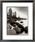 Sand Harbor I Art by Monte Nagler
