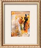 The Hallucinogenic Toreador, c.1970 Posters by Salvador Dalí