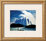 Lake and Mountains Posters by Lawren S. Harris
