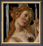 Primavera (detail) Prints by Sandro Botticelli