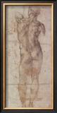 Male Nude Posters by  Michelangelo Buonarroti