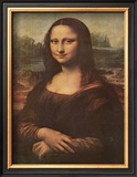 Mona Lisa, c.1507 Poster by Leonardo da Vinci 