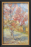 Peach Tree in Bloom at Arles, c.1888 Poster by Vincent van Gogh