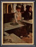 Absinthe Print by Edgar Degas