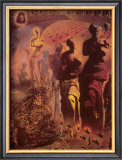The Hallucinogenic Toreador, c.1970 Poster by Salvador Dalí