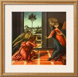 Annunciation Art by Sandro Botticelli
