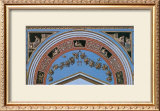 Loggia in the Vatican IV (detail) Print by  Raphael
