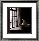 Water Pitcher and Bowl Prints by Monte Nagler