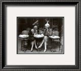 Cafe et Cigarette Paris, 1925 Poster