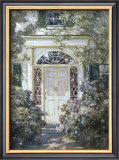 Doorway, 19th Century Print by Abbott Fuller Graves