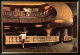 The Sheridan Theatre, c.1928 Posters by Edward Hopper