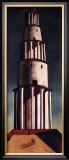 La Grande Torre, 1913 Poster by Giorgio De Chirico