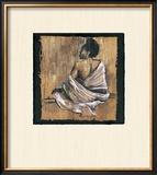 Soulful Grace III Poster by Monica Stewart