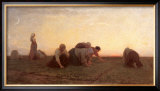 The Weeders, 1860 Art by Jules Breton