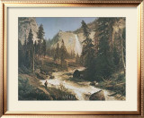 Sentinel Rock, Yosemite Prints by Hermann Herzog