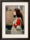 Juliet Print by John William Waterhouse