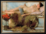 In the Tepidarium, 1881 Posters by Sir Lawrence Alma-Tadema