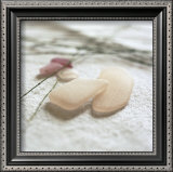 Pink Sea Glass Prints by Celia Pearson